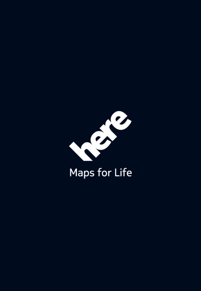 Here Maps by Nokia.