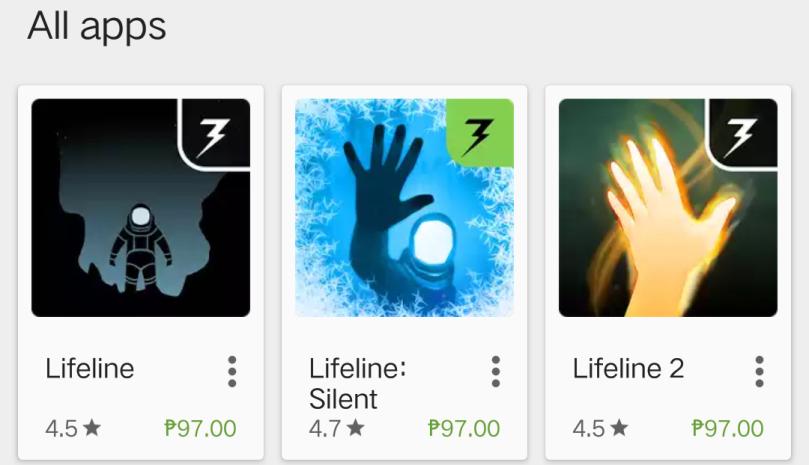 Lifeline series